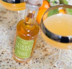 Quince Vodka Cocktail