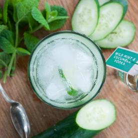 cut & Mint cocktail