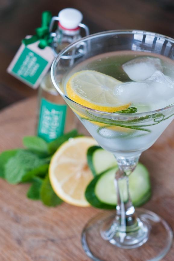 Cucumber & Mint Gin