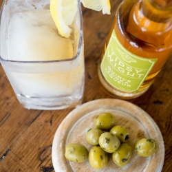 Quince & Gin Sour