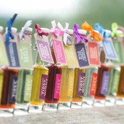 Mini bottle gifts