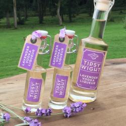 Lavender Vodka Liqueur