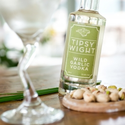 Wild Garlic Vodka