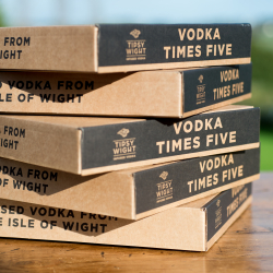 Times Five Box (empty) to make up your own selection