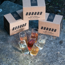 Times Six Shot Glasses
