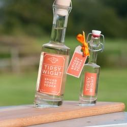 Spiced Honey Vodka Liqueur