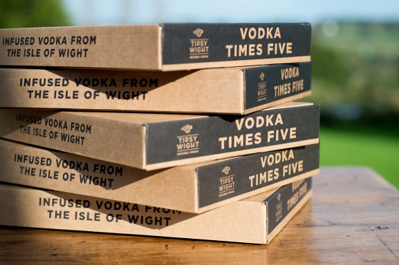 Times Five Box (empty) to make up your own selection Image