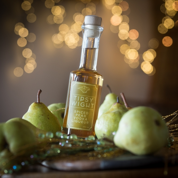 Spiced Pear Vodka Liqueur Image