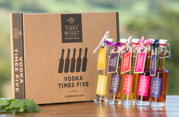 Times Five - Taste of the Hedgerow Image