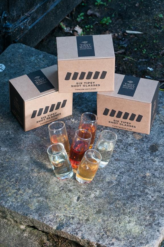 Times Six Shot Glasses Image
